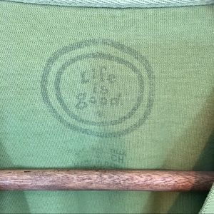 """Life Is Good Tops - Life Is Good """"Do What You Like"""" Graphic Tee"""